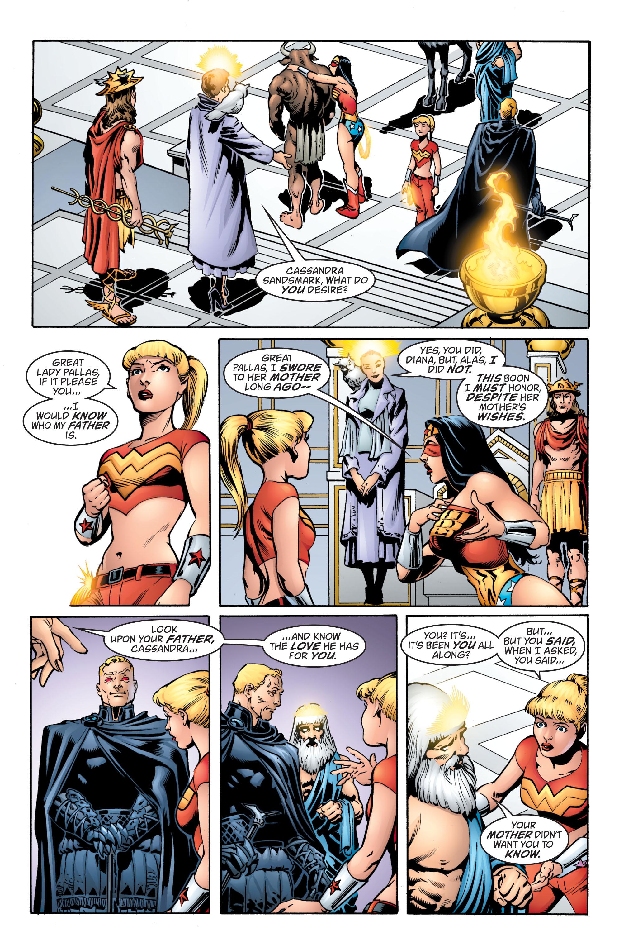Read online Wonder Woman (1987) comic -  Issue #217 - 18
