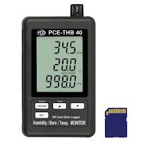 Jual -Thermo Hygrometer  Barometer PCE THB 40 Call 0812-8222-998