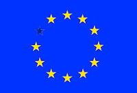 EU Flag minus Britain
