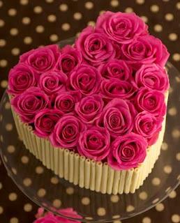 Heart Birthday Cake Heart Birthday Cakes Heart Shaped