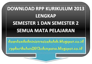 Download RPP Kurikulum 2013 Pendidikan Agama Kristen dan Budi Pekerti Kelas 7, 8, 9