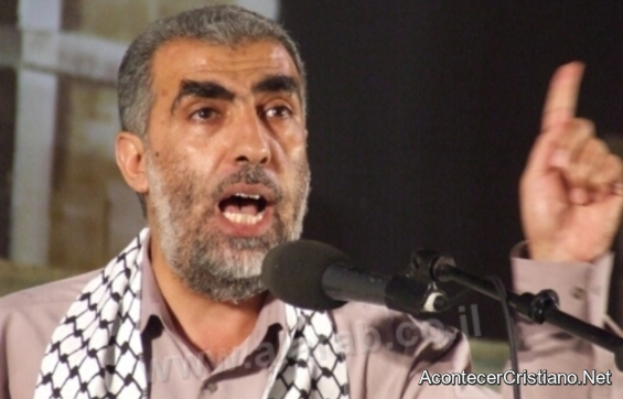 Líder palestino por Jerusalén