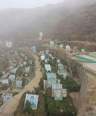 شاهد بالصور : كيف اصبحت المدرجات الزراعية في حجه وصعده وعمران في ضل سلطة المليشيات الحوثية .