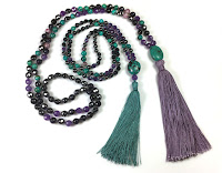 Matching C-Lon Bead Cord Colors for Malas