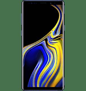 سعر ومواصفات هاتف  Samsung Galaxy Note9 فى مصر والدول العربية