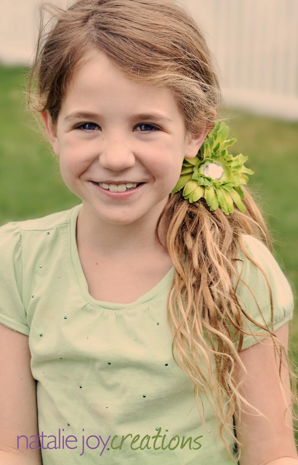 Natalie Joy Creations 8 Year Old Portraits