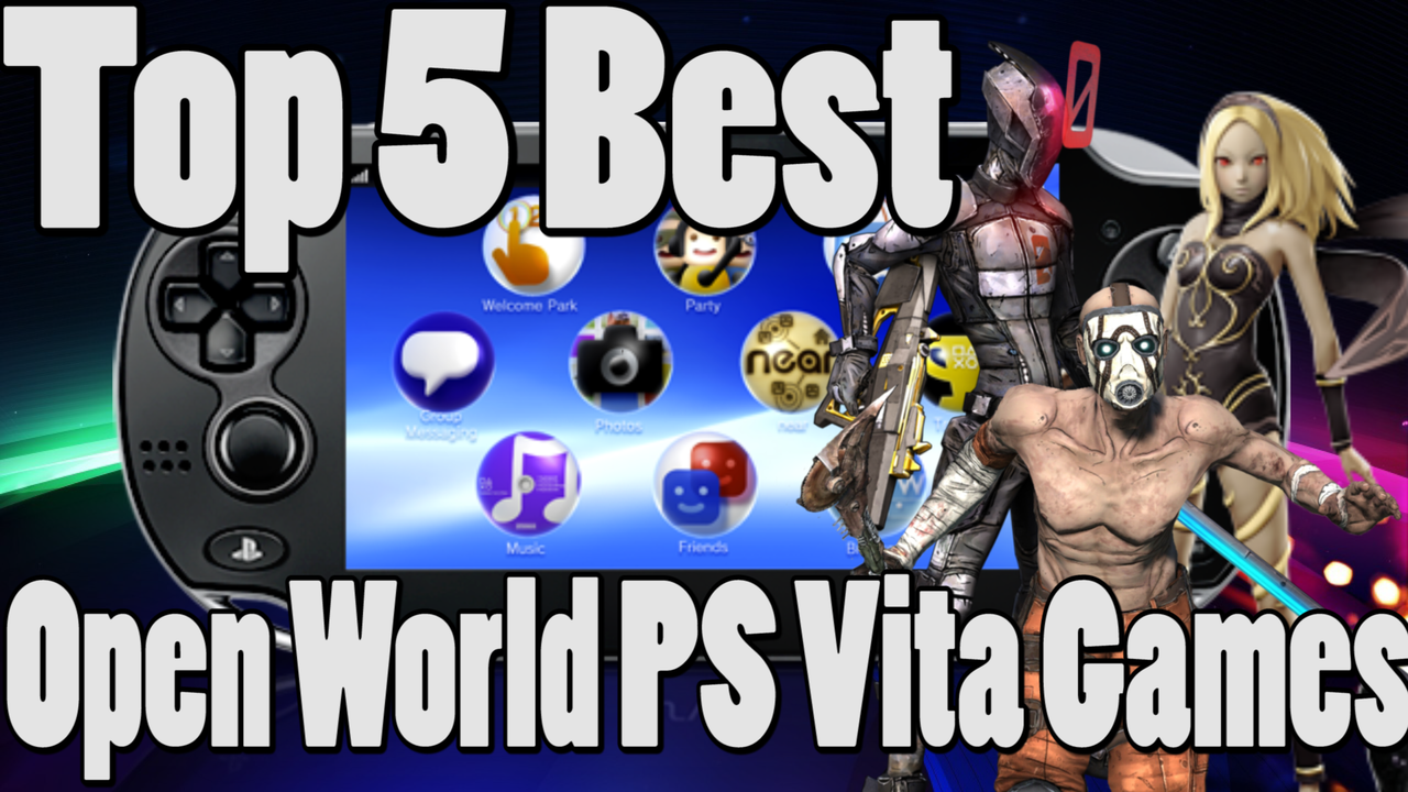 Top 5 Open World PS Vita Games - VitaBoys | PS Vita Blog, PS