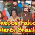 Bonecos Falcon: Um Herói Brasileiro