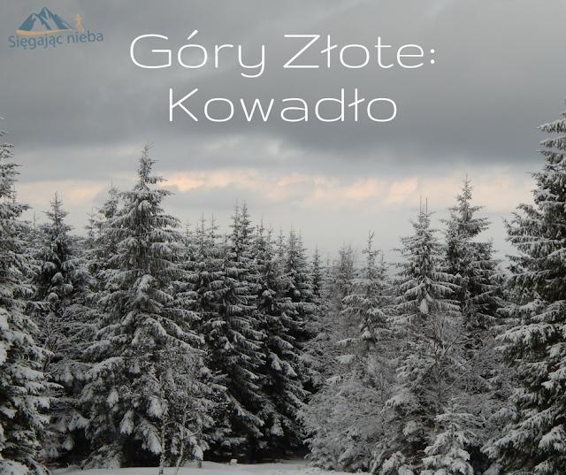 Korona Gór Polski Kowadło trasa
