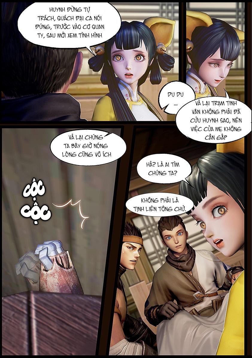 Thủ Mộ Bút Ký - Chapter 46: Thiết Tướng Quân - Pic 7