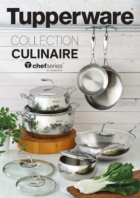 catalogue tupperware maroc chefseries automne hiver 2018