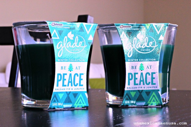 Glade® BE AT PEACE™