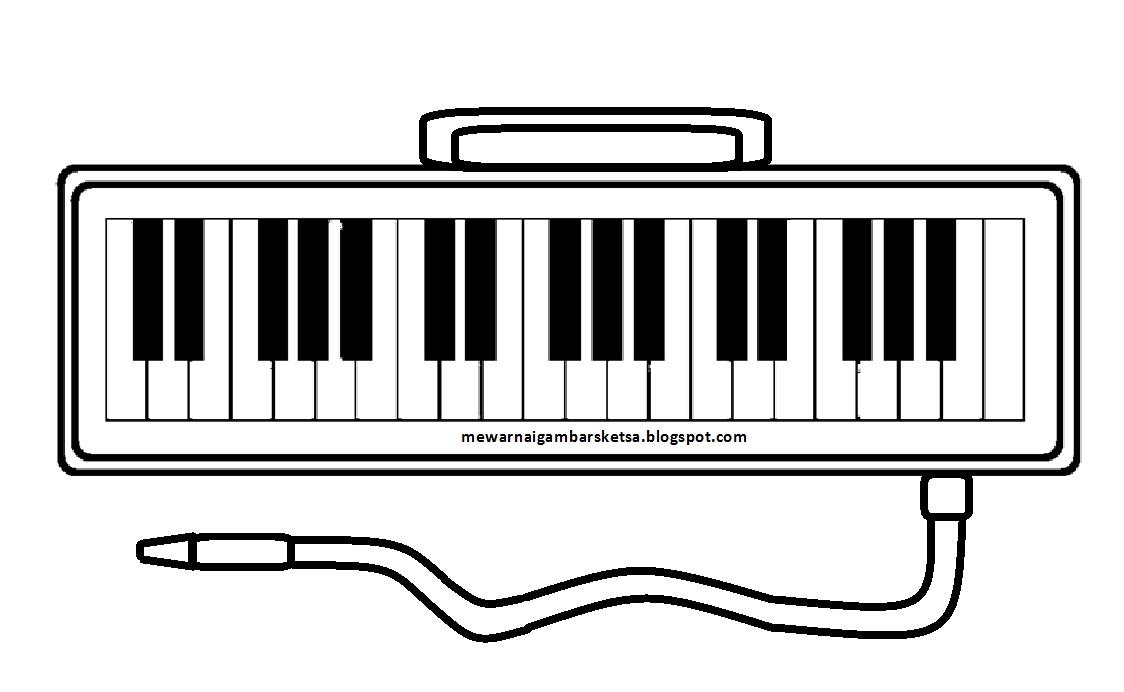 74+ Gambar Alat Musik Pianika Paling Hist