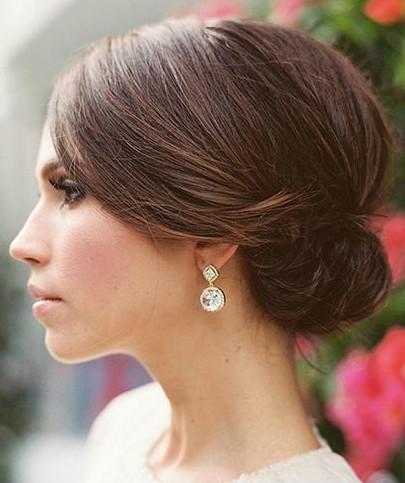 amazing aqu las mejores imgenes de modernos peinados de moda para novias como fuente de inspiracin with peinados moos modernos with peinados de moos para - Peinados De Moos