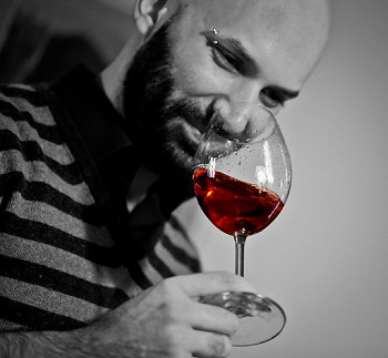 francesco saverio russo wine blogger
