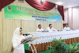 Walikota Ajak Semua Pihak Seriusi Persoalan Pernikahan Dini