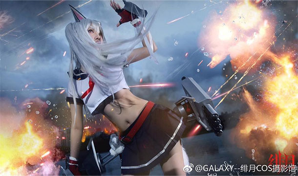 Game Azur Lane Akan diadaptasi Ke Serial Anime