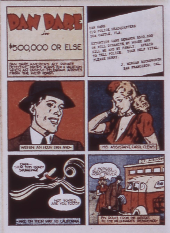 Read online WHIZ Comics comic -  Issue #3 - 52