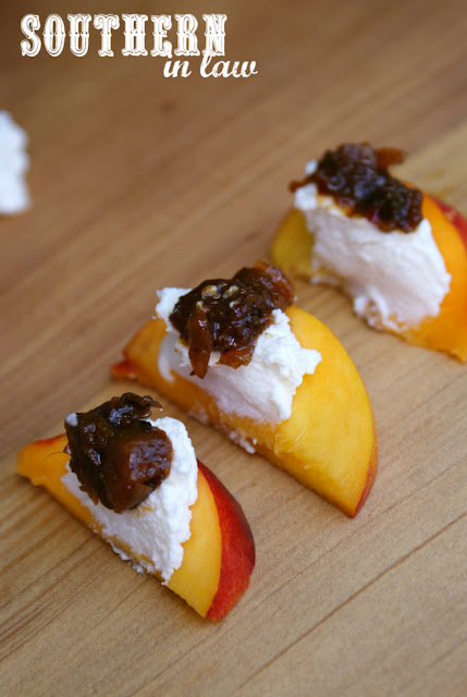 Artisan Goat Cheese at Hilli Goat Farm Norfolk Island - Nectarine, Goat Cheese and Fejoa Jam