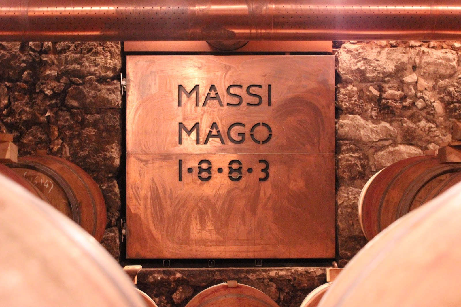 Massimago winery of Valpolicella