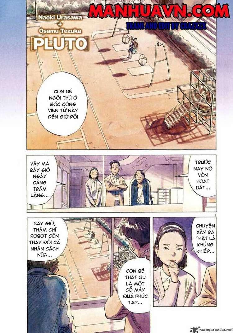 Pluto chapter 37 trang 1