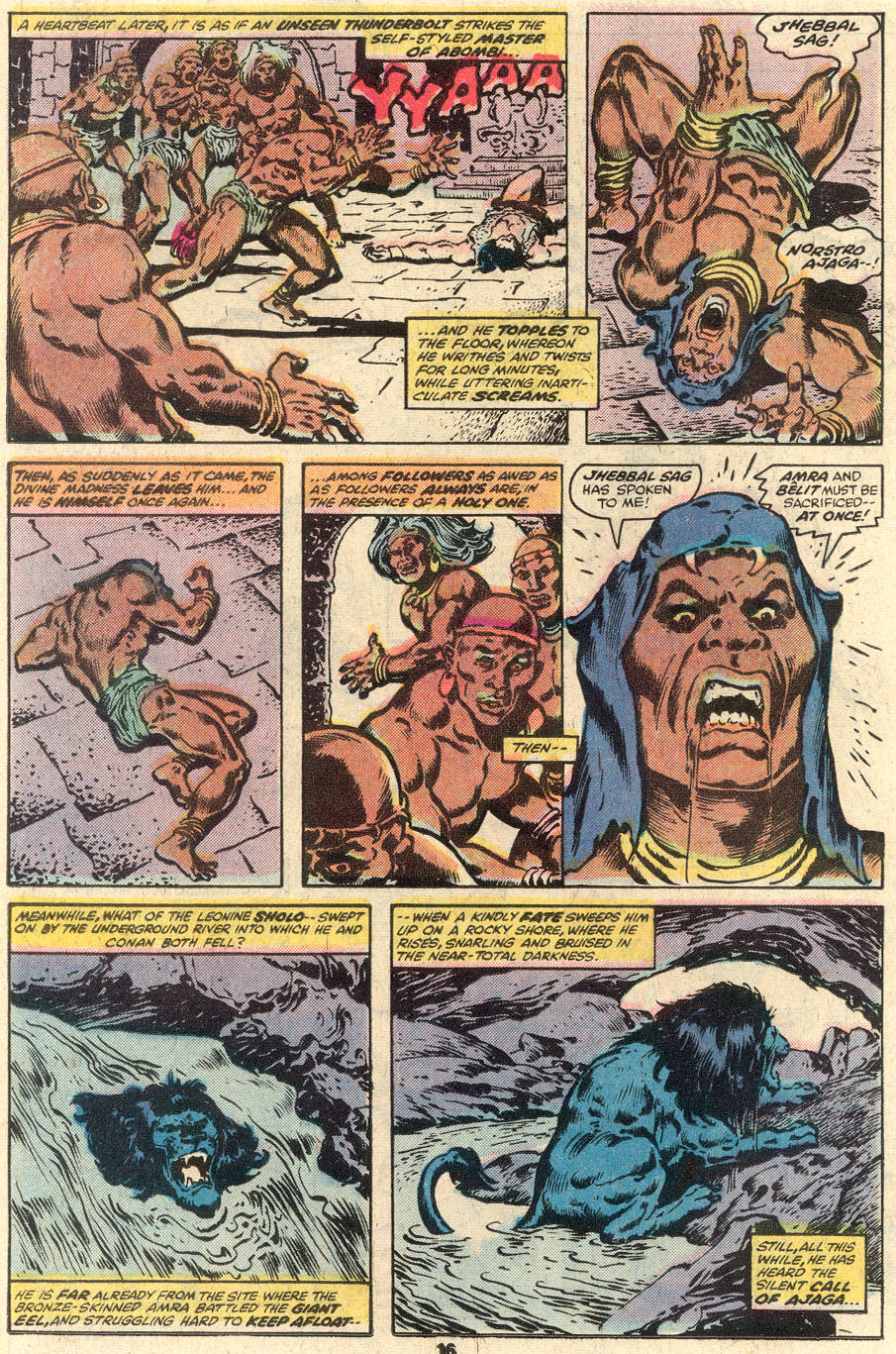 Conan the Barbarian (1970) Issue #96 #108 - English 11