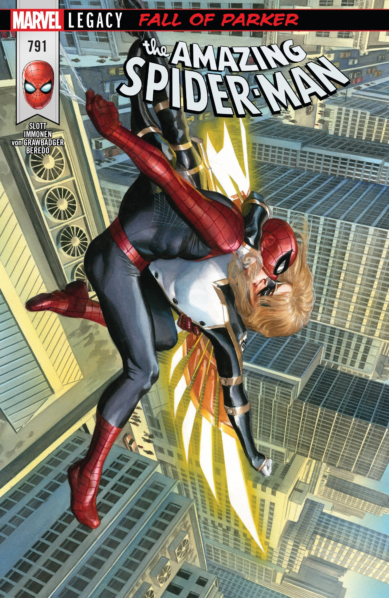 The Amazing Spider-Man (2015) 791 Page 1