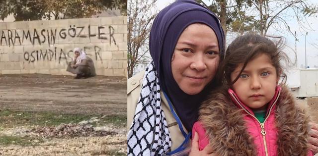 Seorang Ibu di Tanah Suriah yang Mencabik Melly