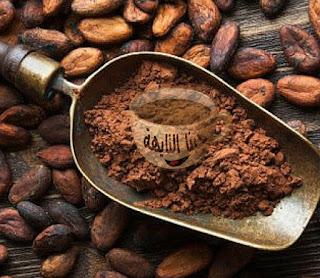 الكاكاو الخام وطريقة إستخدامه فى الحلويات والعصائر والموس