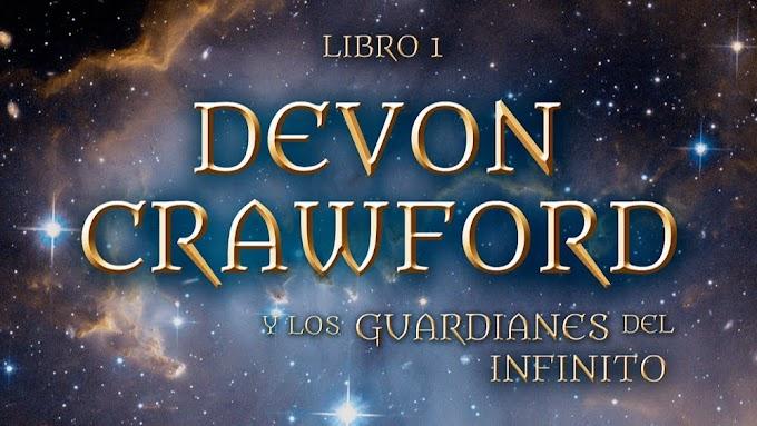 ¡Se cumplen dos años de la publicación de Devon Crawford y los Guardianes del Infinito!