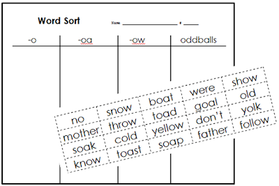 Word Sort Template word search create your own and create your on – Word Sort Templates