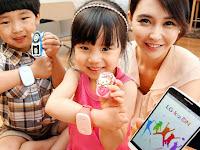 LG Kizon, Smartwatch Untuk Awasi Anak-anak Anda