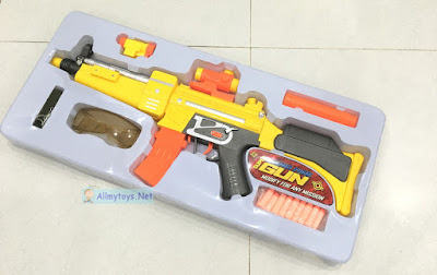 Mp5 Nerf gun toy