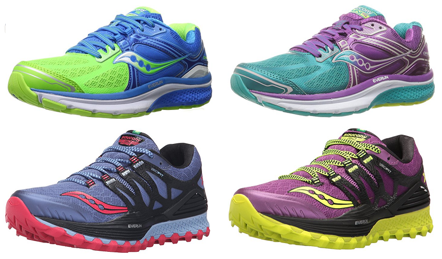 Saucony running shoes are on Daily Deal today at Amazon! Grab these Omnis for $60 (reg $130) or these Xodus for $60 (reg $120) + free shipping!