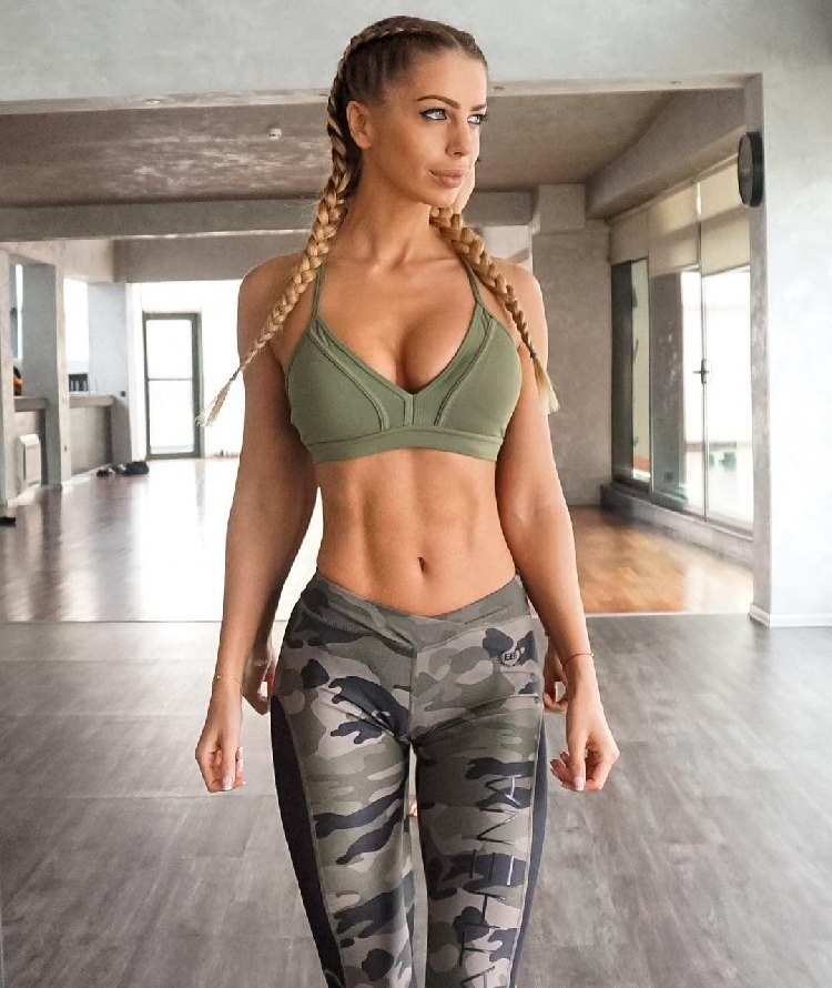 yanita yancheva tumblr Fitness Model