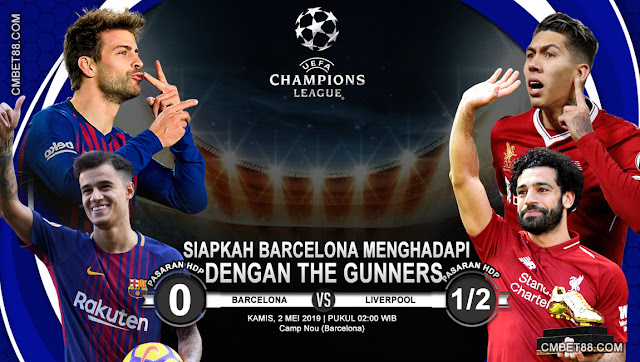 Prediksi Bola Barcelona VS Liverpool