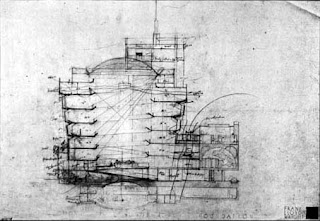 Plano Museo Guggenheim Nueva York