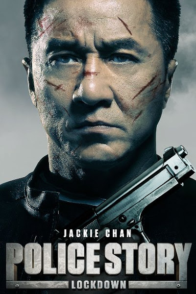 Poster Of Police Story 2013 720p BRRip Dual Audio