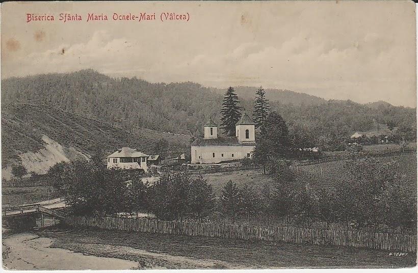 Biserica Sfanta Maria din Ocnele Mari