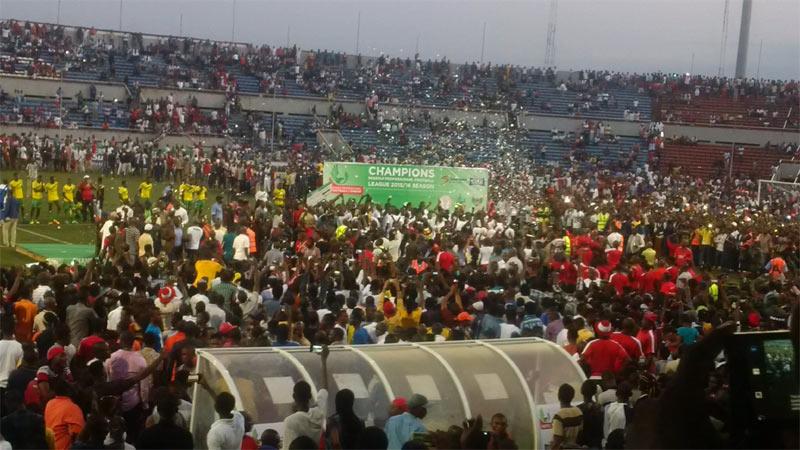 Photos: Enugu Rangers win 2016 NPFL trophy