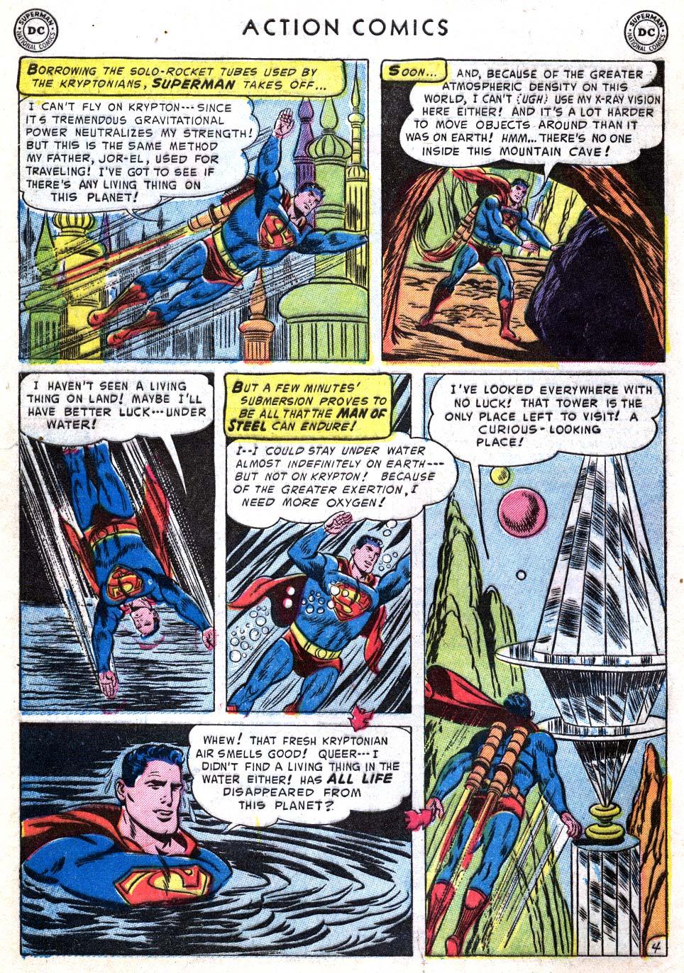 Action Comics (1938) 182 Page 5
