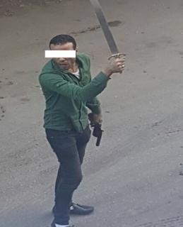 ضبط أخطر بلطجي في محافظة البحيرة