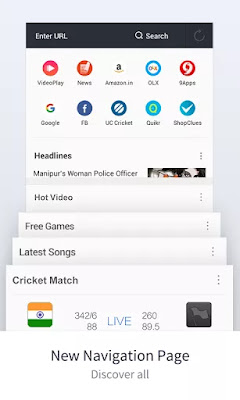 Free Download UC Browser 10.10.8.820 APK for Android