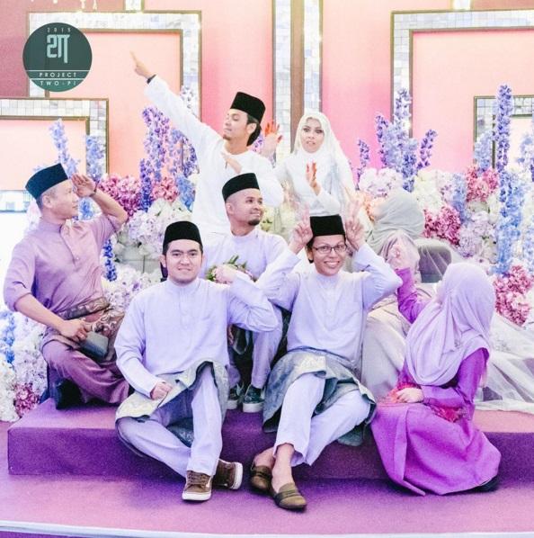 Jemputan Majlis Akad Nikah Jihan Muse Dan Ungku Hariz