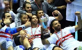 ملخص مباراة الزمالك والاهلى نهائي كأس مصر لكرة اليد 20-3-2016