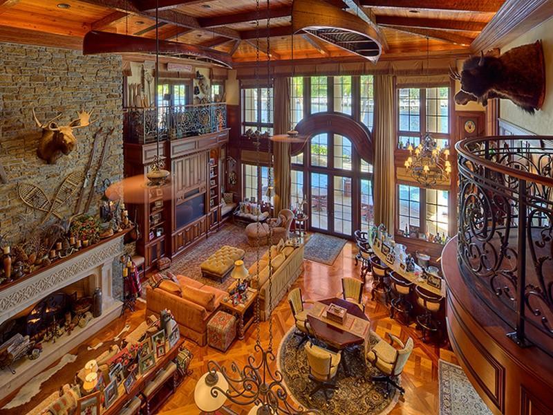 World Of Architecture Luxury Mediterranean Home Florida