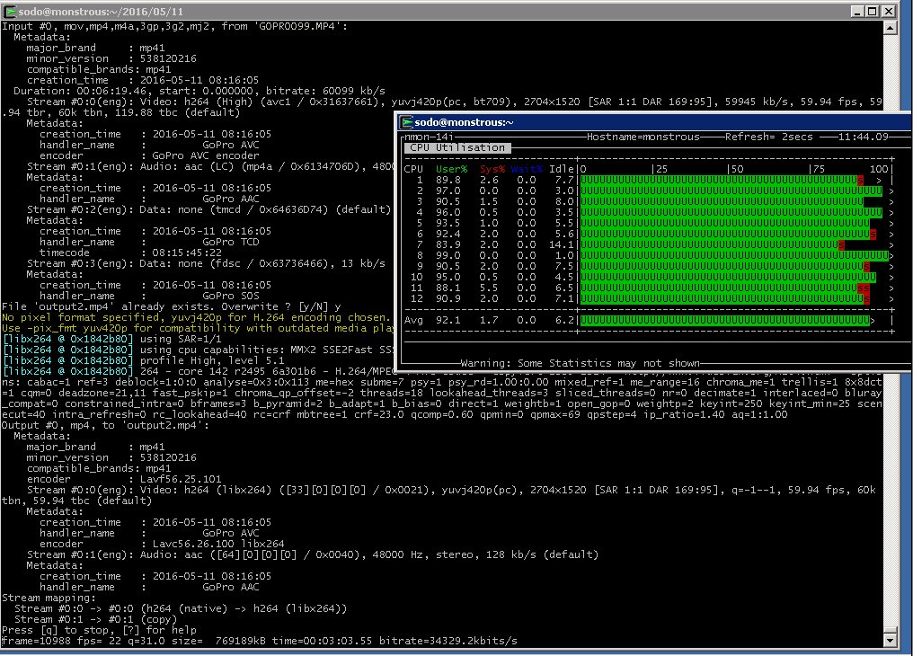 Crazed Mule Productions: impressive CPU offload and FPS