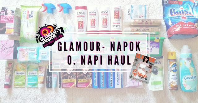 Glamour 0. nap Haul | dm - Rossmann