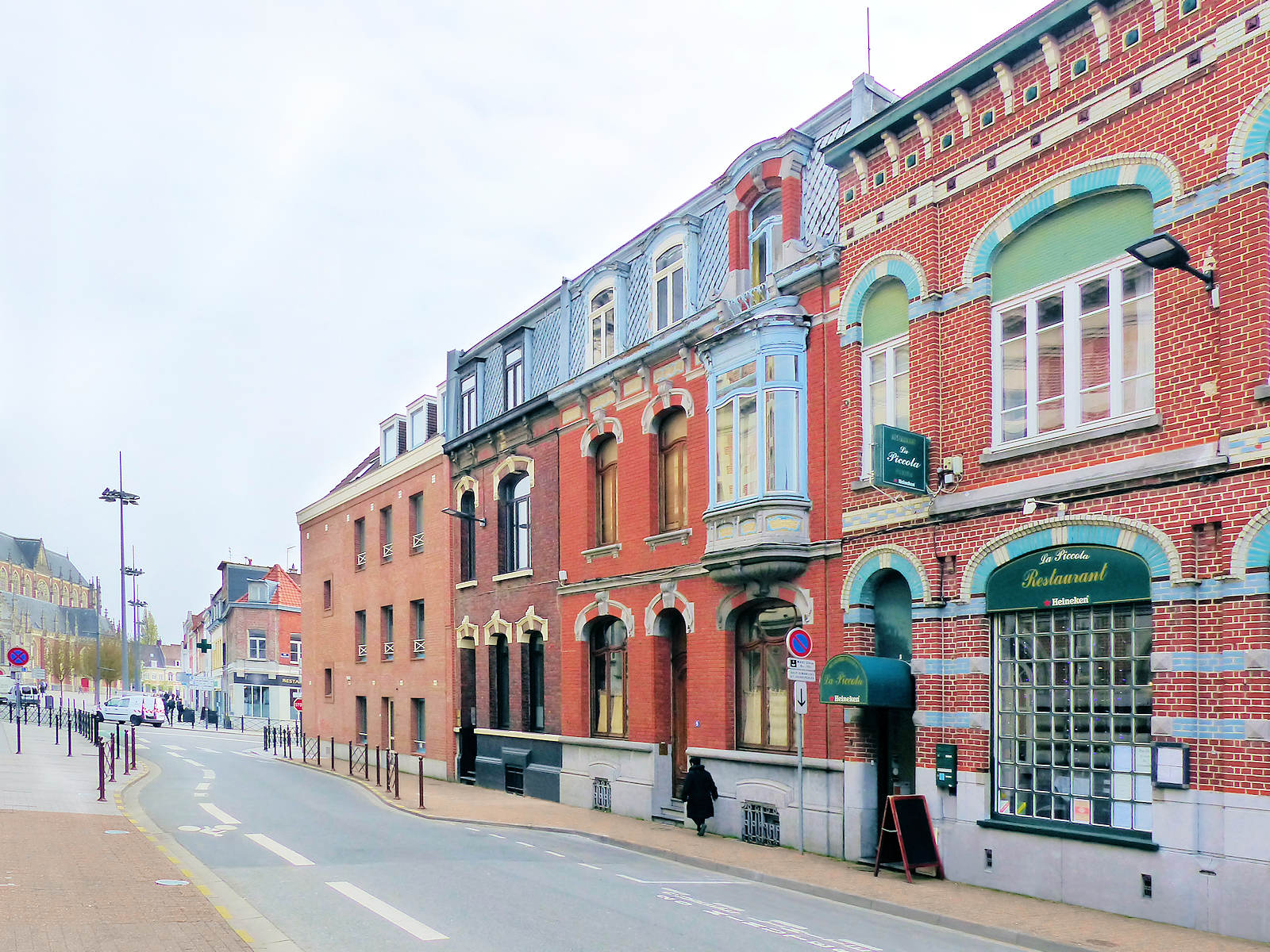 Rue des anges - Tourcoing, Tourcoing centre
