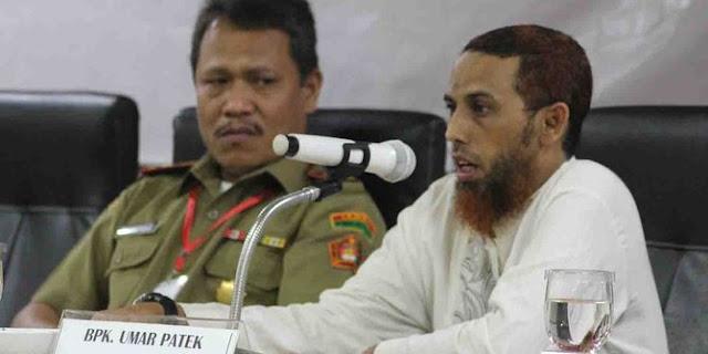 Umar Patek Mengaku Bisa Bebaskan Sandera Abu Sayyaf Dari Dalam Lapas